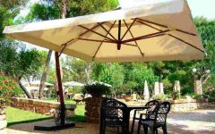 Oversized Patio Umbrellas