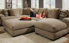 Large Comfortable Sectional Sofas