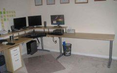 Ikea Galant Computer Desks