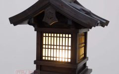 Outdoor Japanese Lanterns
