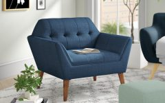 Belz Tufted Polyester Armchairs