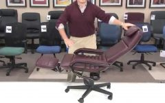 Executive Reclining Office Chairs