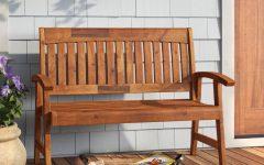 Gabbert Wooden Garden Benches