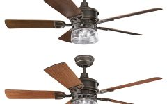 Kichler Outdoor Ceiling Fans with Lights
