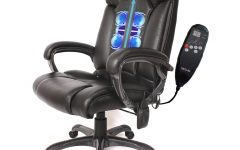 Leather Executive Office Massage Chairs