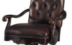 Leather Swivel Recliner Executive Office Chairs