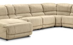 Leons Sectional Sofas