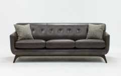 Cosette Leather Sofa Chairs