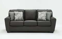 Mcdade Graphite Sofa Chairs