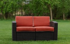 Loggins Loveseats With Cushions