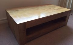 Light Natural Coffee Tables