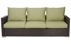 Mcmanis Patio Sofas With Cushion