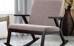 Modern Patio Rocking Chairs