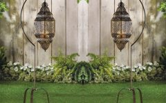 Outdoor Turkish Lanterns