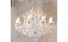 Country Chic Chandelier