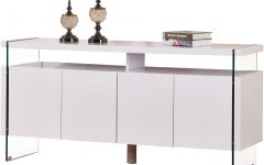 Kieth 4 Door Credenzas
