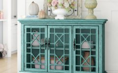Mauldin 3 Door Sideboards