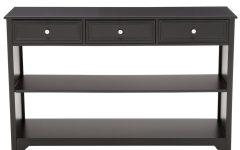 Rustic Black & Zebra Pine Sideboards