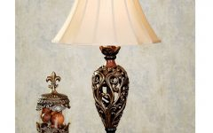 Antique Living Room Table Lamps