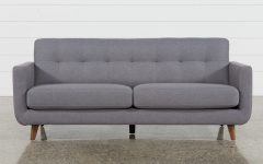 Allie Dark Grey Sofa Chairs