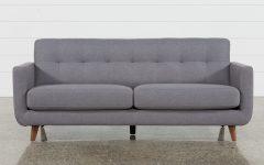 Allie Dark Grey Sofa Chairs