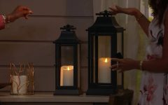 Outdoor Luminara Lanterns