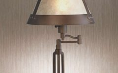 Rustic Living Room Table Lamps