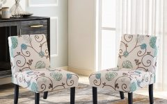 Alush Accent Slipper Chairs (set of 2)