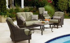 Lazy Boy Patio Conversation Sets