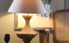 Big Living Room Table Lamps