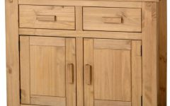 Aged Pine 3-drawer 2-door Sideboards