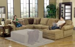 Big U Shaped Couches