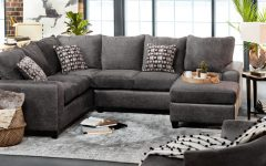 Malbry Point 3 Piece Sectionals With Laf Chaise