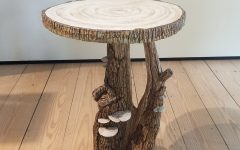Faux Bois Coffee Tables