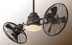 Vintage Look Outdoor Ceiling Fans
