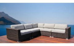 Wrobel Patio Sectionals with Cushion