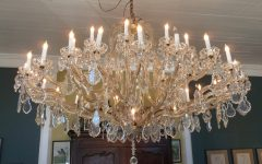 French Crystal Chandeliers