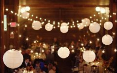 Outdoor Paper Lanterns