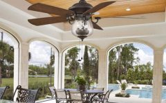 Outdoor Ceiling Fans for High Wind Areas