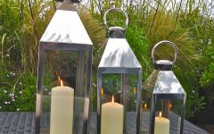 Outdoor Hurricane Lanterns