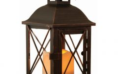 Outdoor Lanterns with Timers