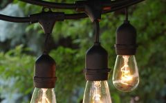 Outdoor Lanterns on String