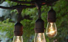 Outdoor Lanterns On String