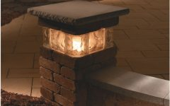 Outdoor Pillar Lanterns