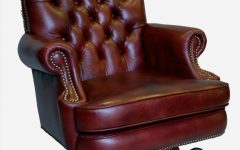 Oversized Executive Office Chairs