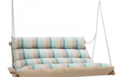 Deluxe Cushion Sunbrella Porch Swings