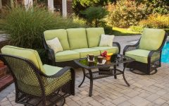 Patio Conversation Sets with Glider