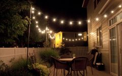 Outdoor Yard Lanterns