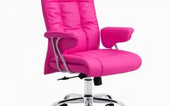 Pink Executive Office Chairs