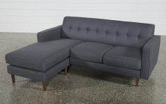 London Dark Grey Sofa Chairs